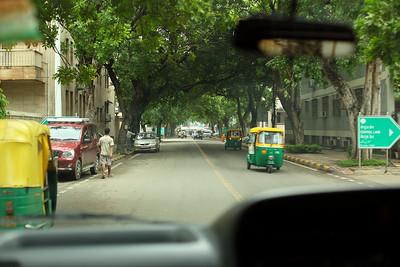 Delhi, India - August 2010