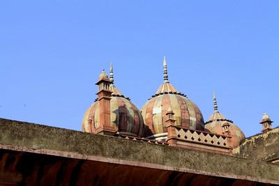 Four Tombs and Purna Qila