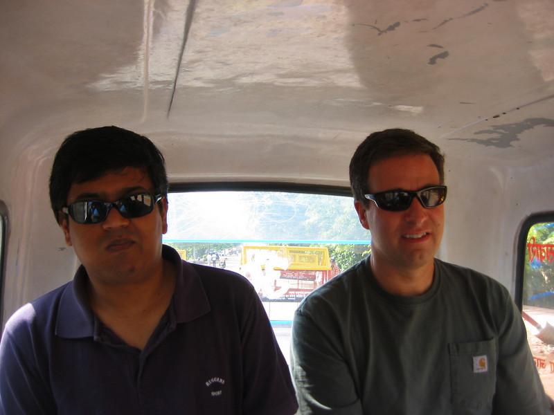 Taj Mahal (taxi to)