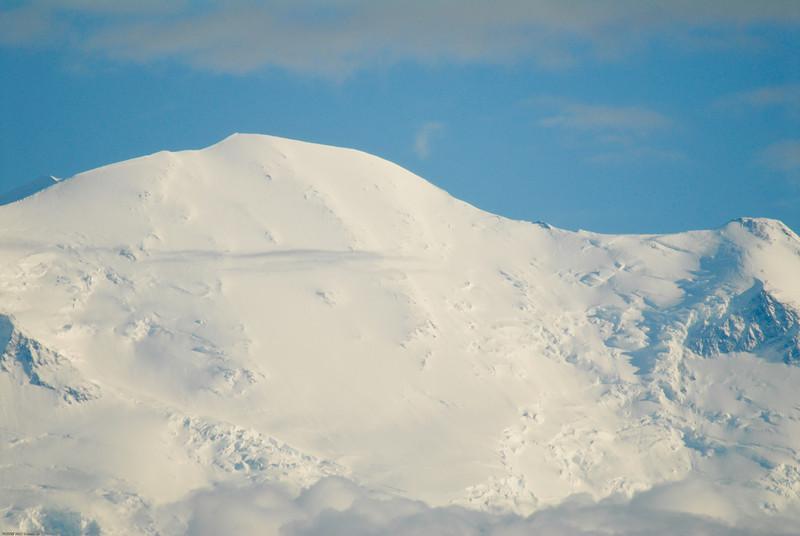 Denali Peak from 12000 ft.