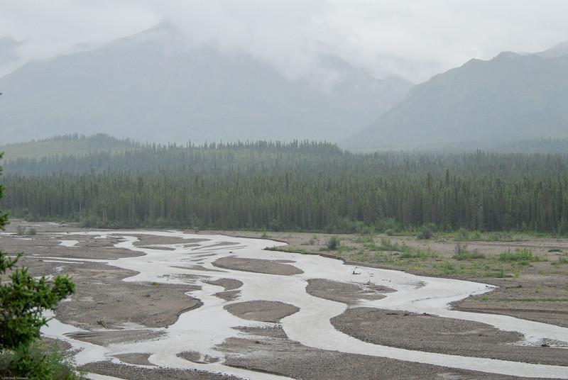 Glacial -- Braided Stream.