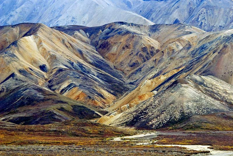Polychrome Pass Abstract