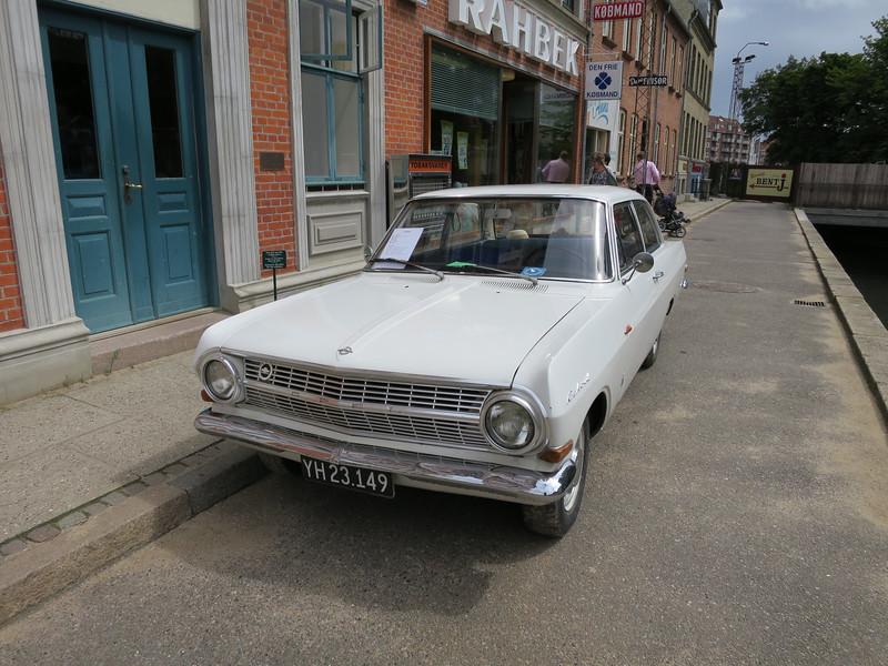 Opel Record 1964