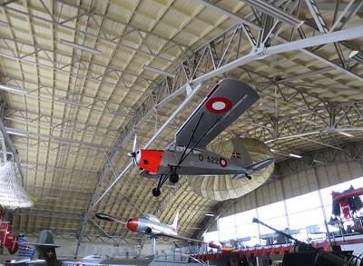Aalborg was een belangrijke tussenstop voor Junkers JU 52 onderweg naar Noorwegen