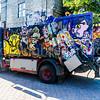 Freetown Christiania garbage truck