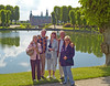 Then on to Frederiksborg. Jill, on the right, gave us a fascinating tour.