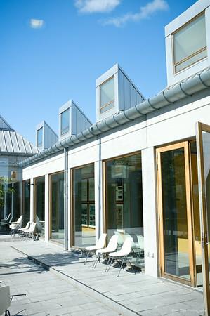 Denmark - Utzon Center, Aalborg