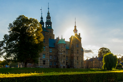 The King's Garden (Kongens Have) at Rosenborg Castle