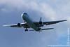 Aircraft Approaching Copenhagen Airport