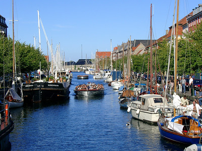 Copenhagen -Christianshavn