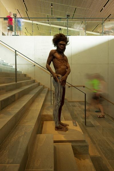 Moesgaard Man, Moesgaard Museum, Denmark
