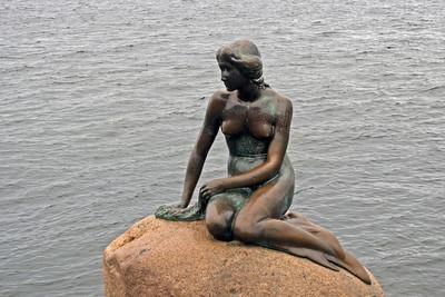 """Den Lille Havfrue or """"The Little Mermaid"""""""