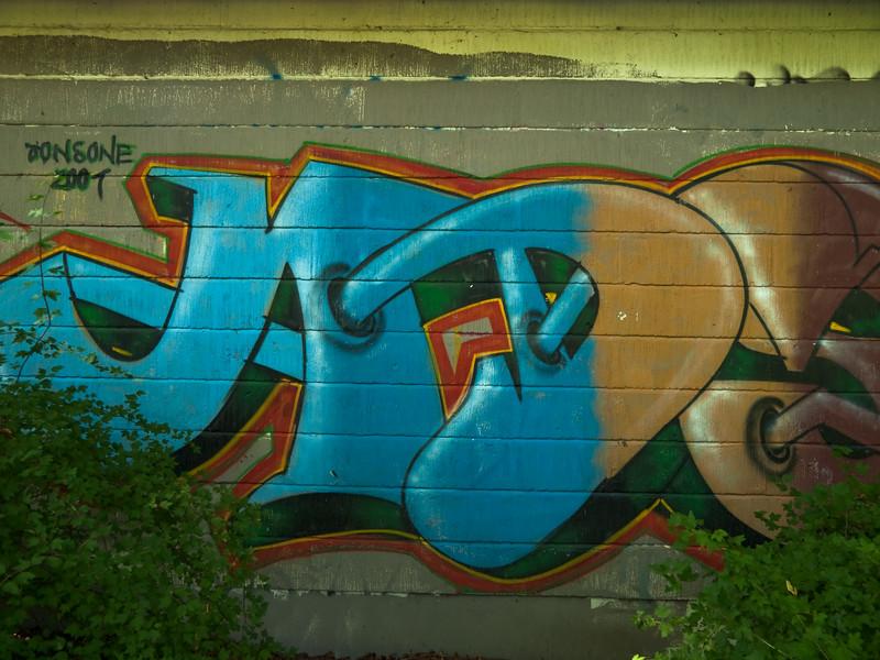 Wall art Roskilde Denmark