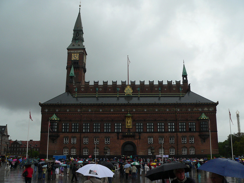 Copenhagen <br /> <br /> The main square