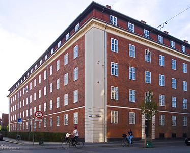 Arne and Dorte's residential building in Copenhagen