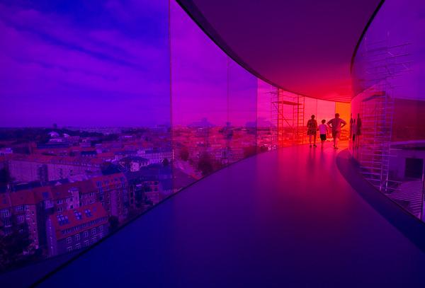 Rainbow Panorama, Aarhus, Denmark
