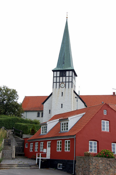 Church in Ronne