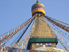 Boudhanath: the biggest sputa in the world