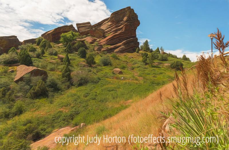 Red Rocks Park, Denver