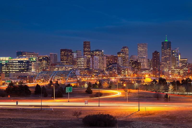 Denver. #1