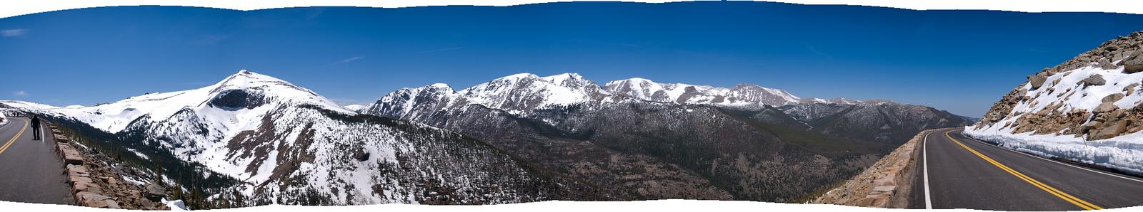 Rocky Mountain National Park and Eldorado Canyon 2011-05
