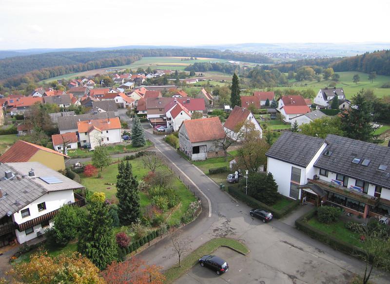 Germaans dorp