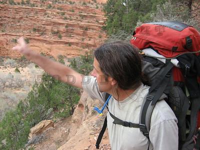 Desert Backpacking 1