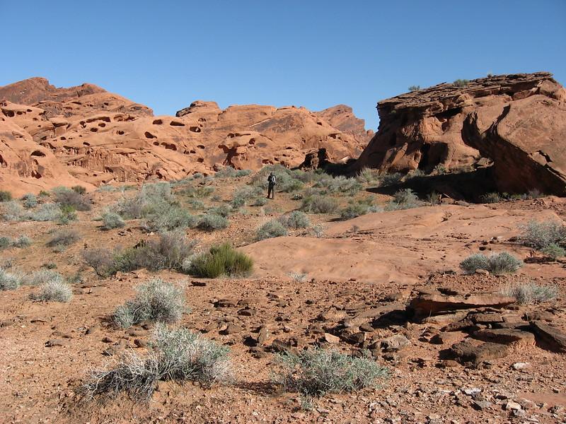 And more Utah desert scenery...