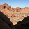 Scenic view at Valley of Fire State Park