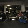 Getting there and getting started. Picking up rental car at Las Vegas Airport.