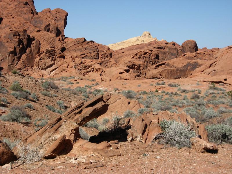 Utah desert scenery, again.