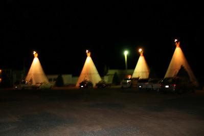 Day 2 - (Tues) ABQ, NM to Holbook, AZ