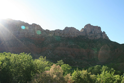 Day 7 (Sun) - Zion National Park