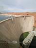 Aerial View of Glen Canyon Dam - Arizona