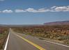 US89A near the Vermillion Cliffs.