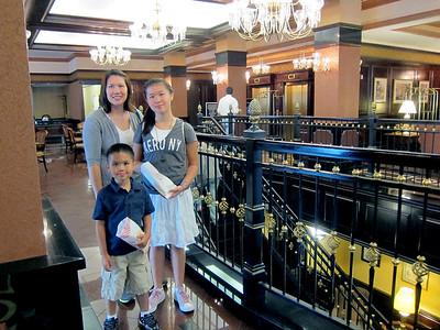 Drury Inn & Suites; 820 Poydras Street; New Orleans