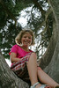 Destin Park Megan in tree frame close