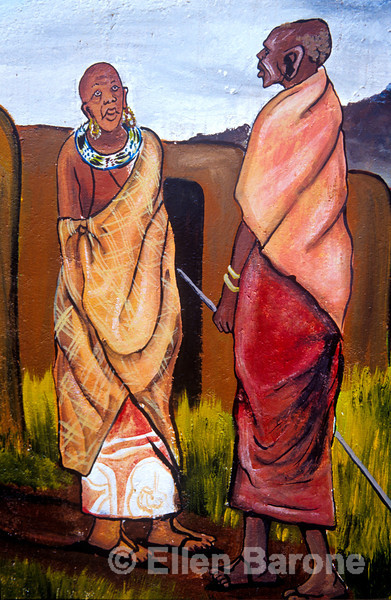 Folk art, Kenya, East Africa