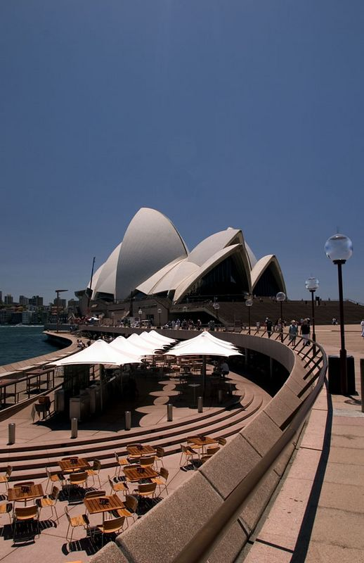 Sydney Opera House and Circular Quay, Sydney, New South Wales, Australia