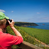Photographing the picture-perfect south Devon coastline and English Channel, England, U.K.