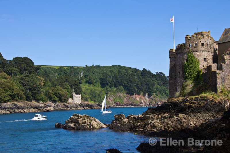 For more than 600 years Dartmouth Castle has guarded the narrow entrance to the Dart Estuary and the busy, vibrant port of Dartmouth.