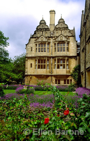 Honey colored limestone, graceful gothic architecture, and quiet quadrants surrounded by lush gardens, abound in historic Oxford, England
