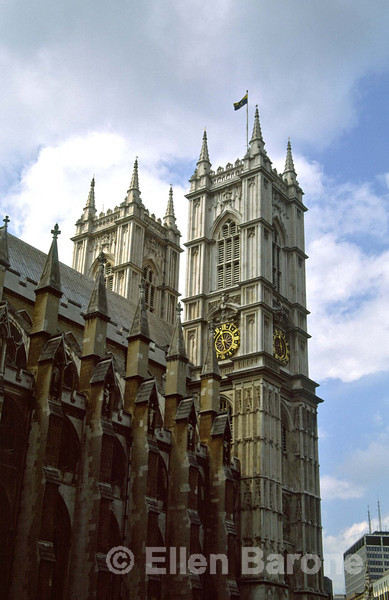 The Palace of Westminster, seat of the nation's Parliament, London, England.