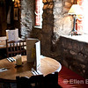 Pub interior, The Old Inn in Widecombe, Devon, U.K.