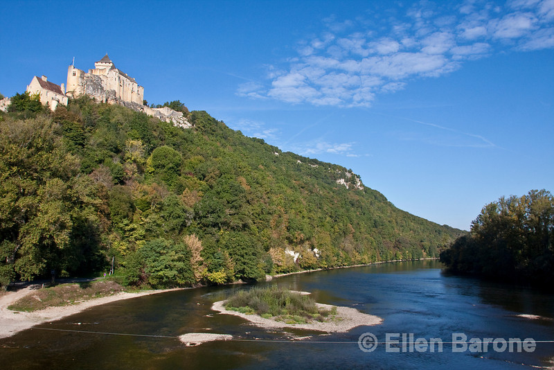 Castlenaud, Dordogne River Valley, France.