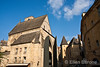 Architecture, old and new, Sarlat, France.