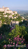 The picture perfect hilltop village of Gordes, the Luberon, Provence, France, Europe.