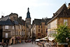 Medieval city center, Sarlat, France