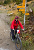 Discovering the fun of kick-bikes in Zermatt, Switzerland. Super fun and easy. Try it!