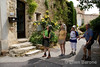 Wayfarers walking tour participant(s),Provence, France, Europe